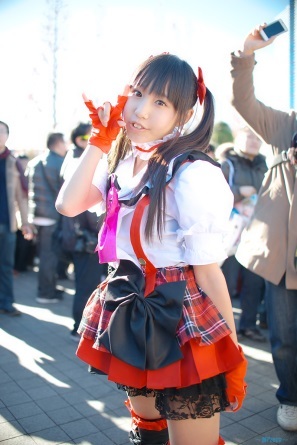 【C85】Comiket 85 WINTER 2013 - DAY 1 COSPLAY (60)