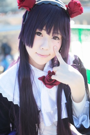 【C85】Comiket 85 WINTER 2013 - DAY 1 COSPLAY (74)