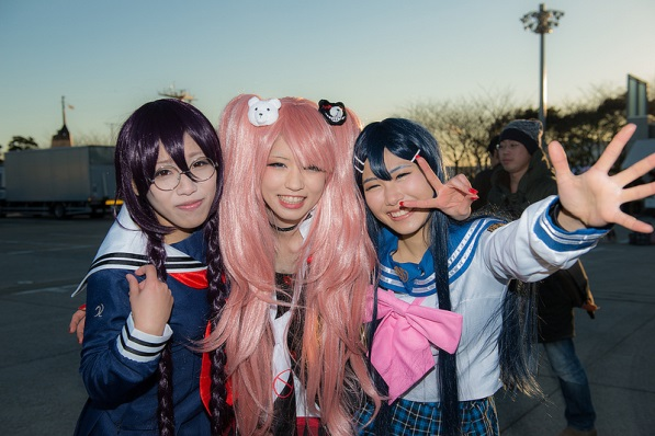 【C85】Comiket 85 WINTER 2013 - DAY 1 COSPLAY (8)