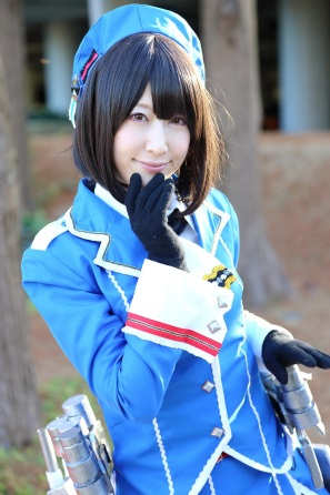 【C85】Comiket 85 WINTER 2013 - DAY 1 COSPLAY (89)