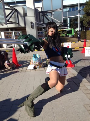 【C85】Comiket 85 WINTER 2013 - DAY 1 COSPLAY (92)