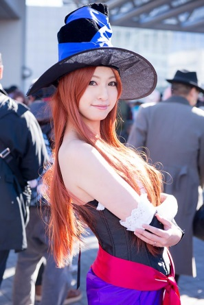 【C85】Comiket 85 WINTER 2013 - DAY 1 COSPLAY (95)