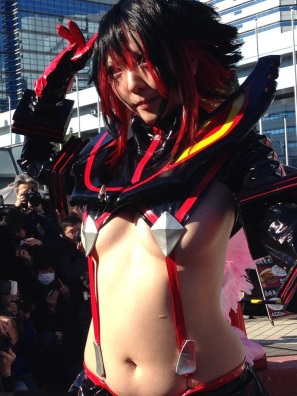 【C85】Comiket 85 WINTER 2013 - DAY 2 COSPLAY (101)