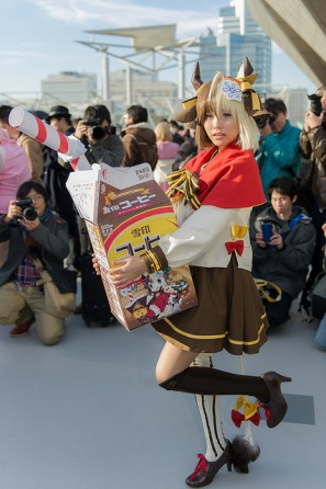 【C85】Comiket 85 WINTER 2013 - DAY 2 COSPLAY (105)
