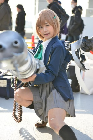 【C85】Comiket 85 WINTER 2013 - DAY 2 COSPLAY (109)
