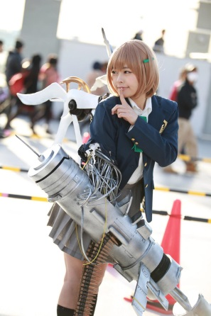【C85】Comiket 85 WINTER 2013 - DAY 2 COSPLAY (110)