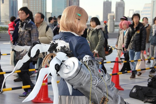 【C85】Comiket 85 WINTER 2013 - DAY 2 COSPLAY (111)
