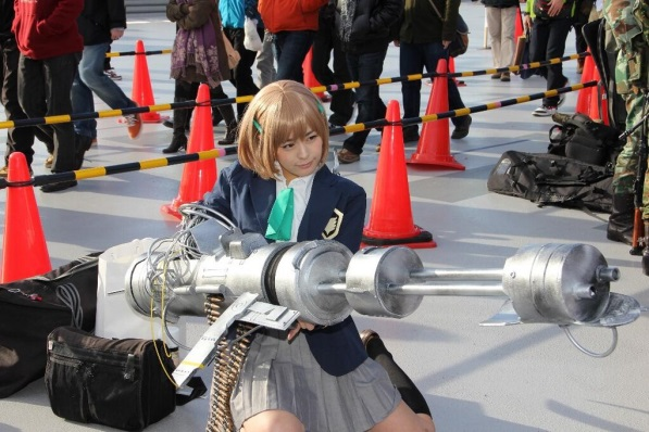 【C85】Comiket 85 WINTER 2013 - DAY 2 COSPLAY (112)