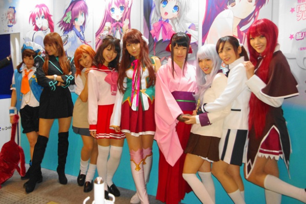 【C85】Comiket 85 WINTER 2013 - DAY 2 COSPLAY (120)