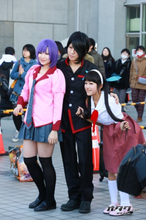 【C85】Comiket 85 WINTER 2013 - DAY 2 COSPLAY (17)