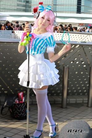 【C85】Comiket 85 WINTER 2013 - DAY 2 COSPLAY (18)