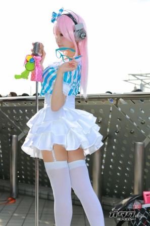 【C85】Comiket 85 WINTER 2013 - DAY 2 COSPLAY (19)