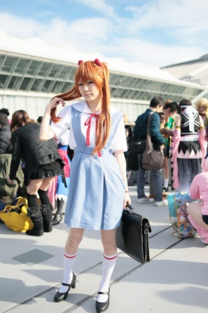 【C85】Comiket 85 WINTER 2013 - DAY 2 COSPLAY (30)