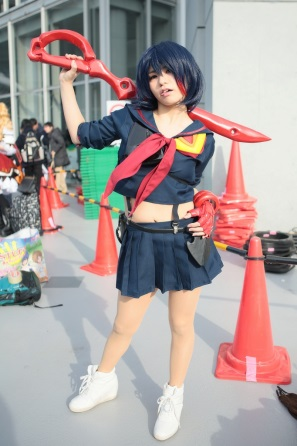 【C85】Comiket 85 WINTER 2013 - DAY 2 COSPLAY (31)