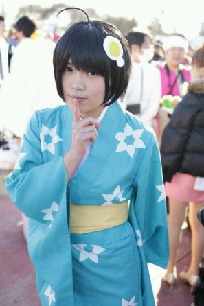 【C85】Comiket 85 WINTER 2013 - DAY 2 COSPLAY (33)