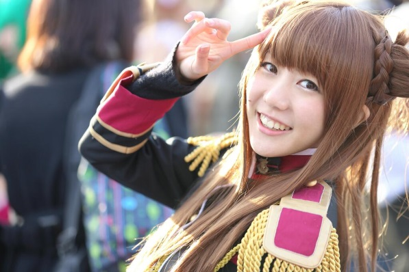 【C85】Comiket 85 WINTER 2013 - DAY 2 COSPLAY (35)