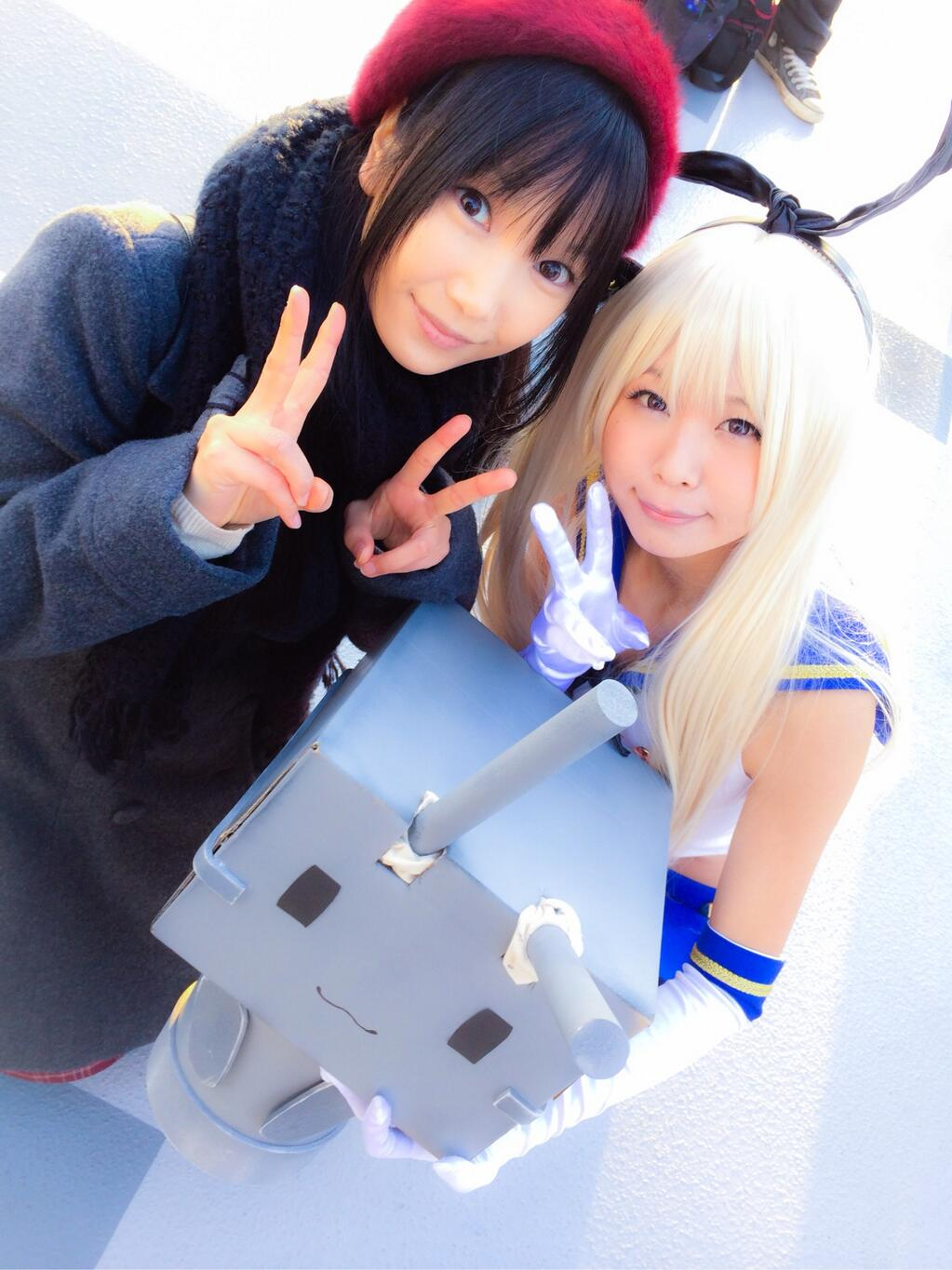 【C85】Comiket 85 WINTER 2013 - DAY 2 COSPLAY (36)