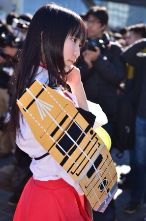 【C85】Comiket 85 WINTER 2013 - DAY 2 COSPLAY (40)