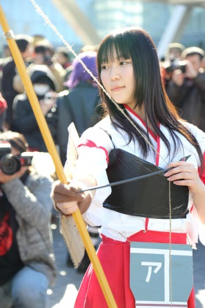 【C85】Comiket 85 WINTER 2013 - DAY 2 COSPLAY (41)