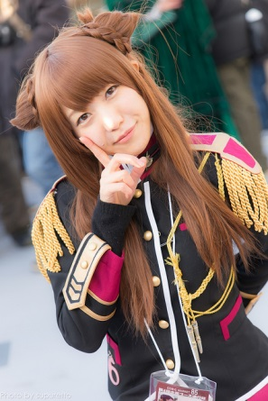 【C85】Comiket 85 WINTER 2013 - DAY 2 COSPLAY (44)