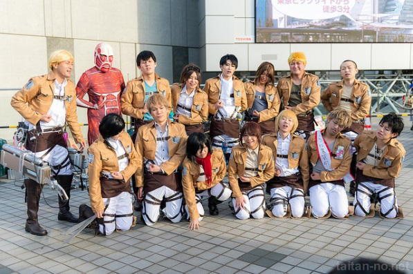 【C85】Comiket 85 WINTER 2013 - DAY 2 COSPLAY (47)