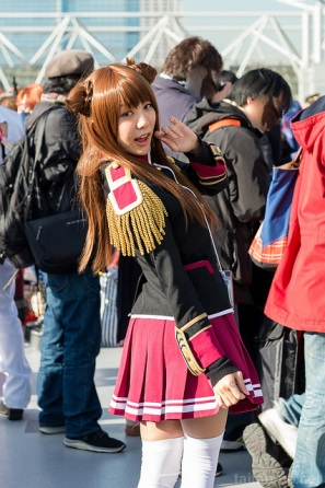 【C85】Comiket 85 WINTER 2013 - DAY 2 COSPLAY (48)