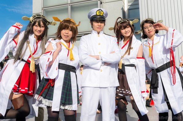 【C85】Comiket 85 WINTER 2013 - DAY 2 COSPLAY (49)