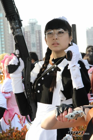 【C85】Comiket 85 WINTER 2013 - DAY 2 COSPLAY (5)