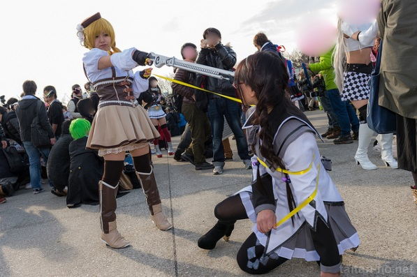 【C85】Comiket 85 WINTER 2013 - DAY 2 COSPLAY (51)