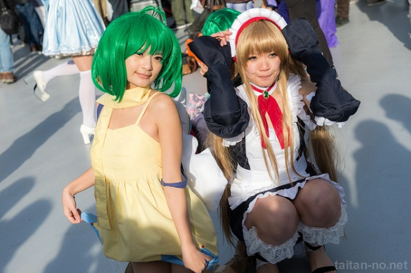 【C85】Comiket 85 WINTER 2013 - DAY 2 COSPLAY (56)