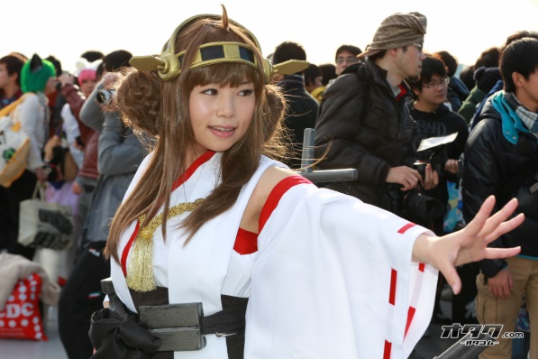 【C85】Comiket 85 WINTER 2013 - DAY 2 COSPLAY (6)
