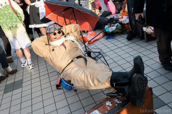 【C85】Comiket 85 WINTER 2013 - DAY 2 COSPLAY (62)