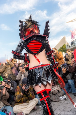 【C85】Comiket 85 WINTER 2013 - DAY 2 COSPLAY (63)