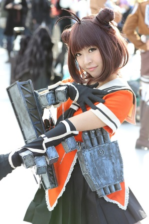 【C85】Comiket 85 WINTER 2013 - DAY 2 COSPLAY (73)