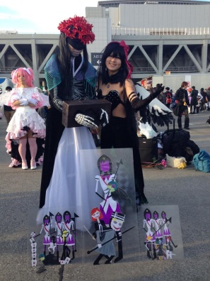 【C85】Comiket 85 WINTER 2013 - DAY 2 COSPLAY (81)