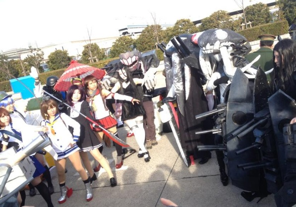 【C85】Comiket 85 WINTER 2013 - DAY 2 COSPLAY (85)