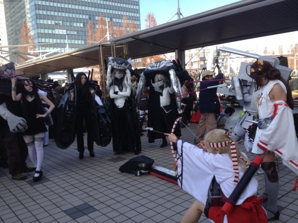【C85】Comiket 85 WINTER 2013 - DAY 2 COSPLAY (89)