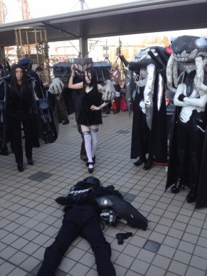【C85】Comiket 85 WINTER 2013 - DAY 2 COSPLAY (91)