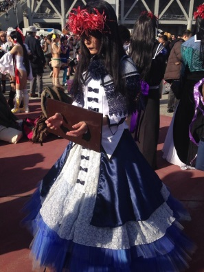 【C85】Comiket 85 WINTER 2013 - DAY 2 COSPLAY (92)