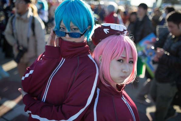 【C85】Comiket 85 WINTER 2013 - DAY 2 COSPLAY (93)