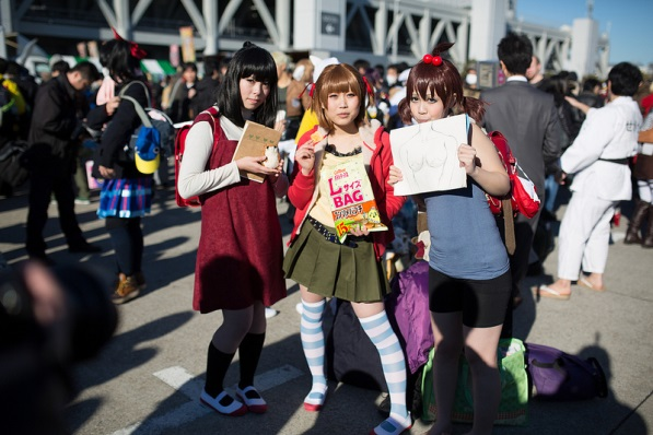 【C85】Comiket 85 WINTER 2013 - DAY 2 COSPLAY (95)