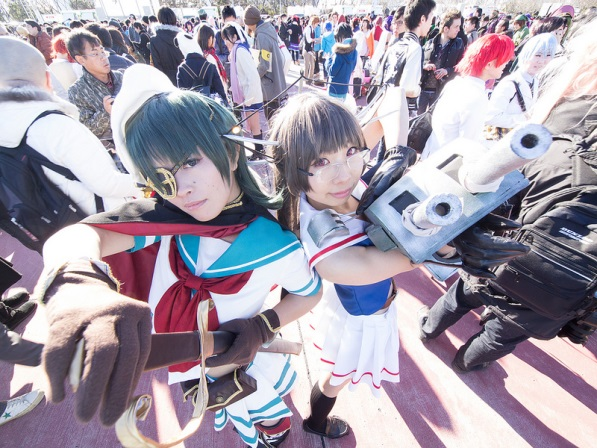 【C85】Comiket 85 WINTER 2013 - DAY 2 COSPLAY (96)