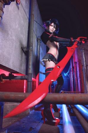 [Cosplay] Ryūko Matoi Senketsu ver. KILL la KILL (6)