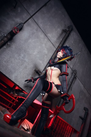 [Cosplay] Ryūko Matoi Senketsu ver. KILL la KILL (7)