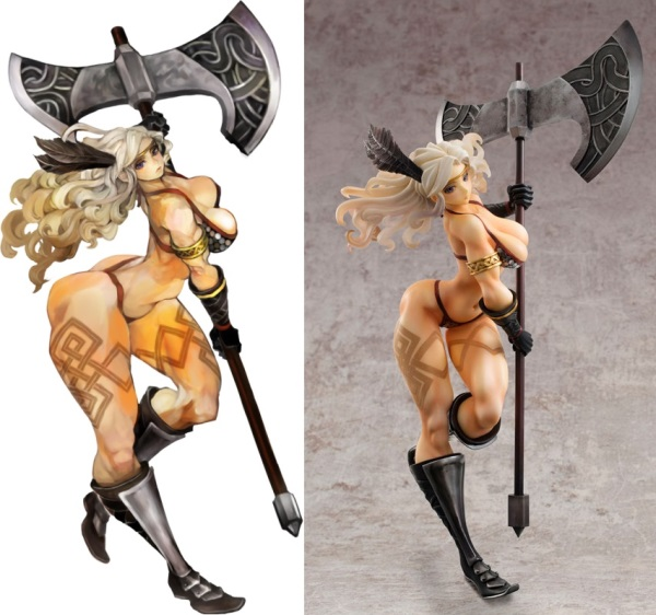 Amazon - Dragon's Crown - Excellent Model - MegaHouse (1)