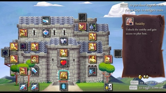 Rogue Legacy4