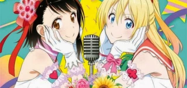 Cover Nisekoi
