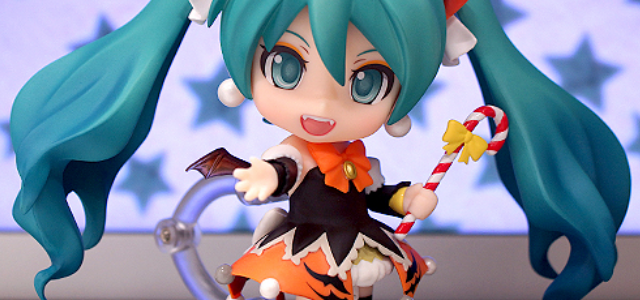 [Preview - Nendoroid] Hatsune Miku Halloween ver. - Good Smile Company