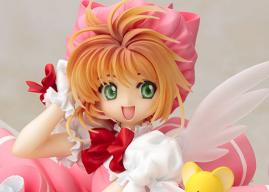 Preview Figurine Kinomoto Sakura 「Card Captor Sakura」 – Kotobukiya