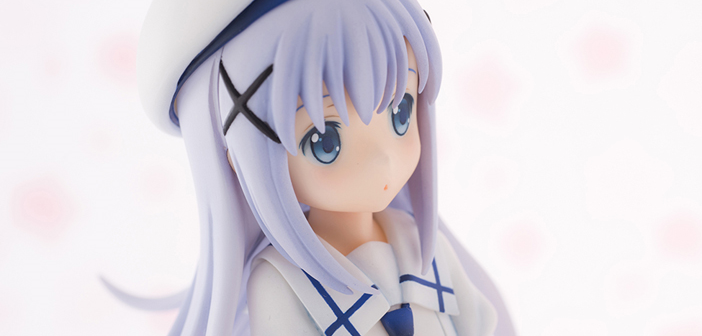 [Preview – Figurine] Kafuu Chino Summer Uniform – Gochuumon wa Usagi Desu ka? – Ques Q